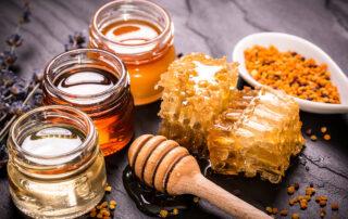 Las bondades de la miel
