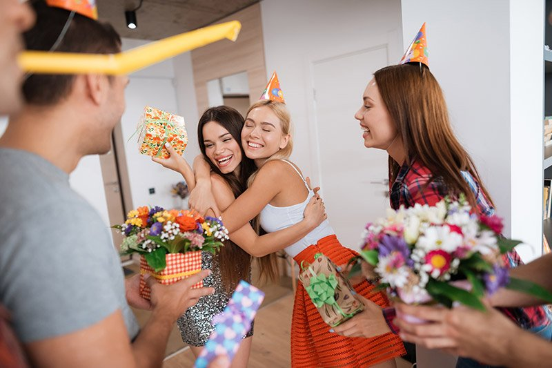 Regalo de cumpleaños de La miel de Cris